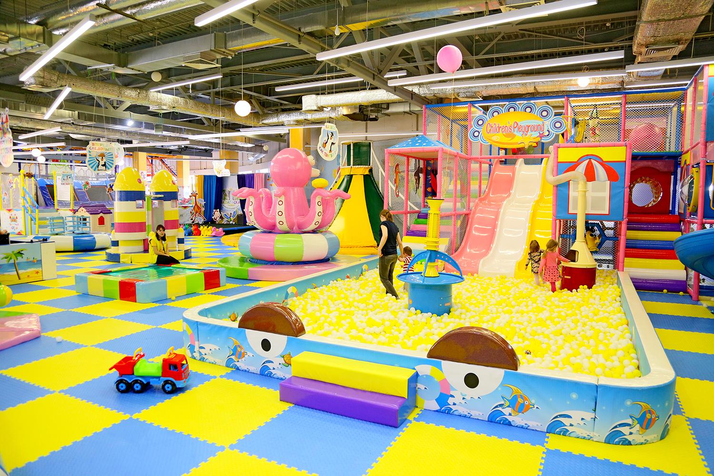 Билетно-пропускная система «Лайм» для детских развлекательных комплексов и индор