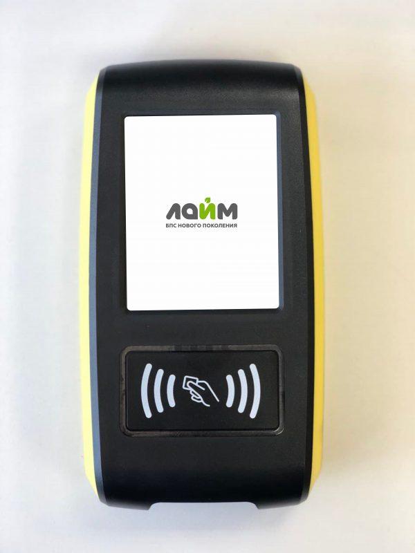 Валидатор Лайм L4 оплата банковской картой со считывателем QR